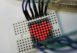 Programming 8x8 LED Matrix
