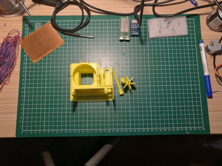 Needed printed parts