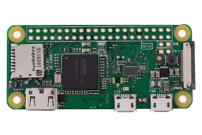 raspberry pi zero wireless s projects
