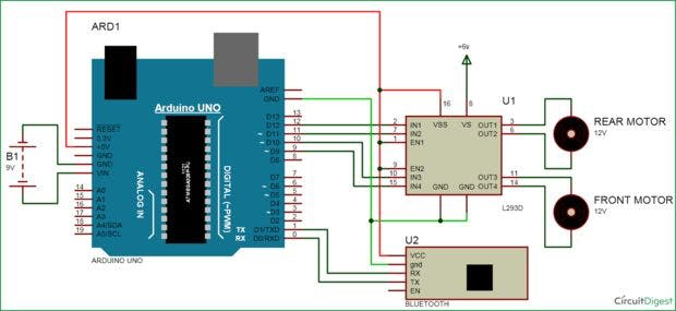 How to make Arduino based Automatic Door Opening - Arduino