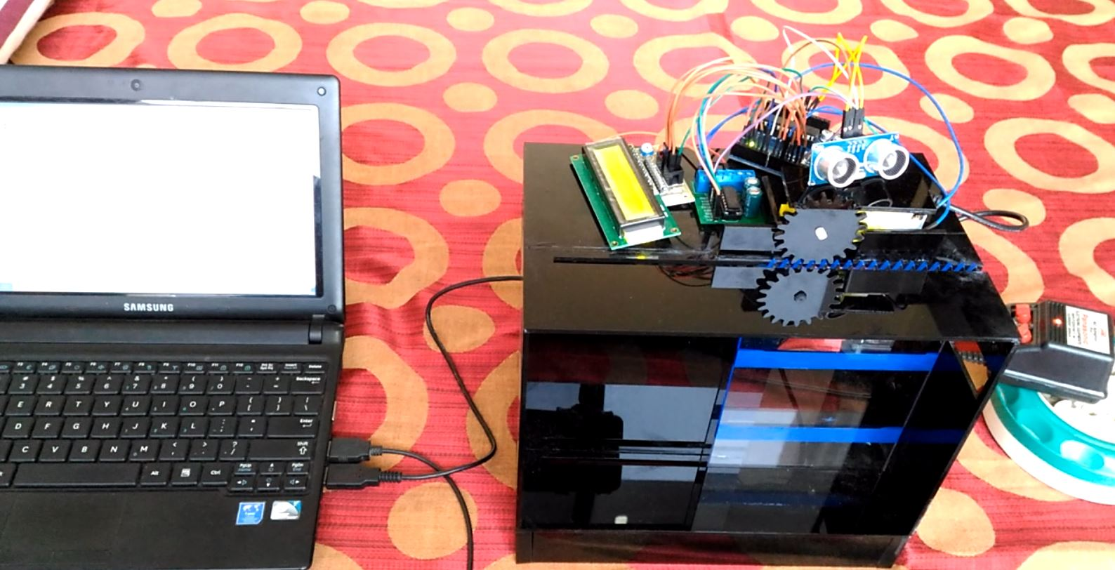 How to make Arduino based Automatic Door Opening - Hackster io