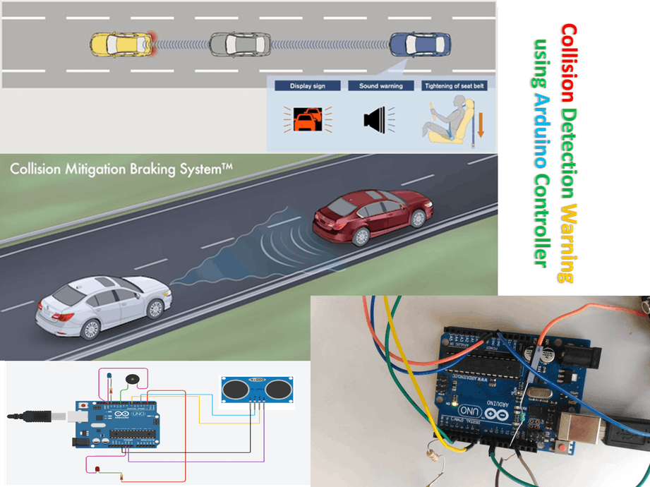 Arduino-based Collision Detection Warning System - Hackster io