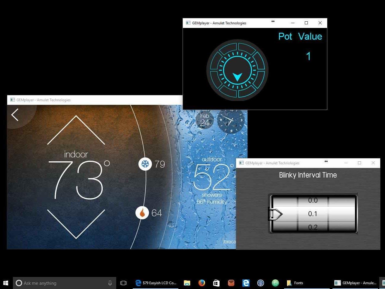 Simple Way to Create Nice Looking Interactive Demos