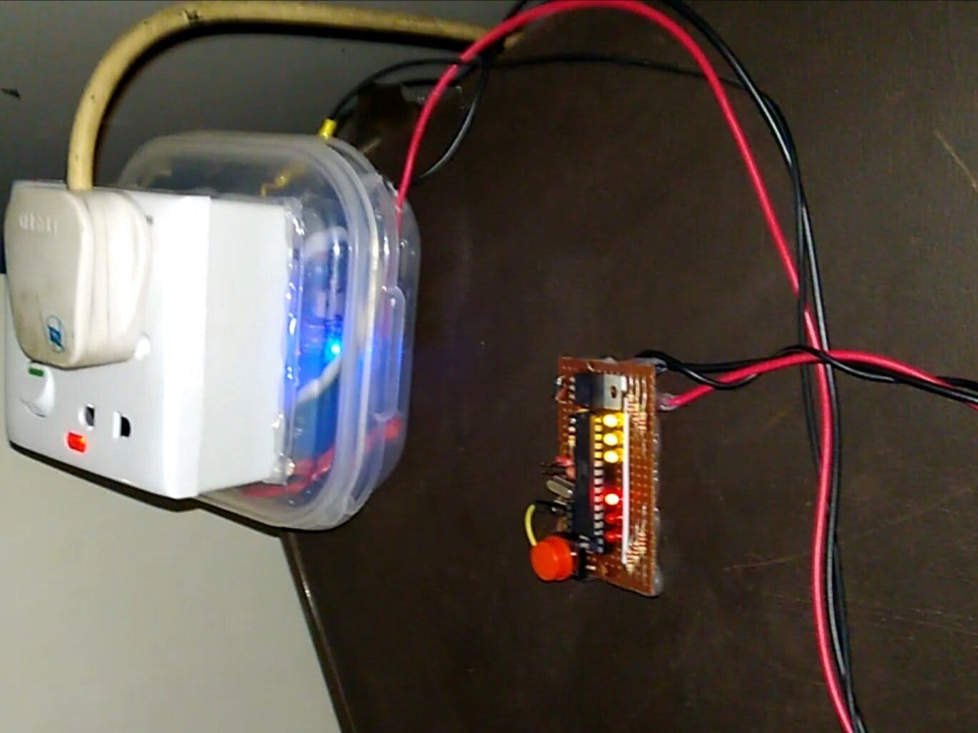 Arduino Deep Fridge Timer
