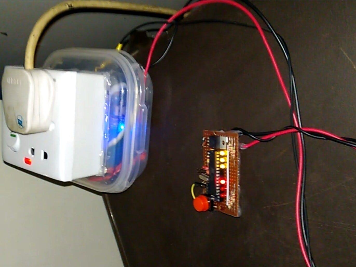 Arduino Deep Fridge Timer