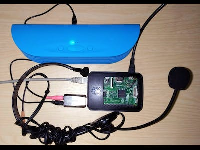 Install Alexa on Raspberry Pi with Wake Word and Airplay