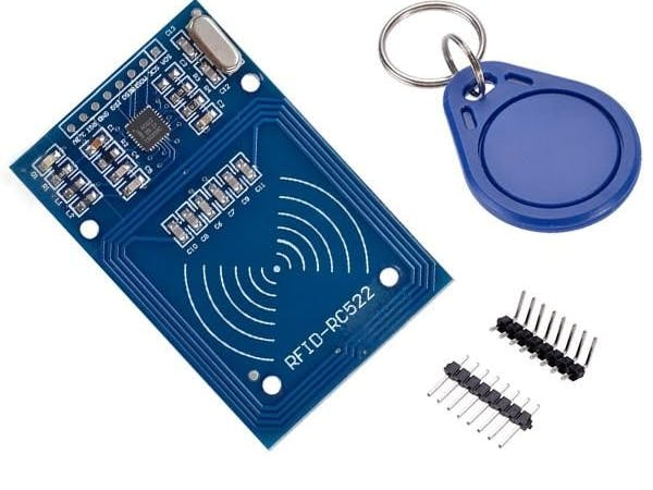 RFID Reader With LCD 1602