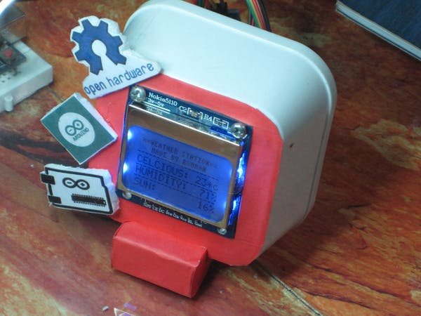 Personal weather station hackster