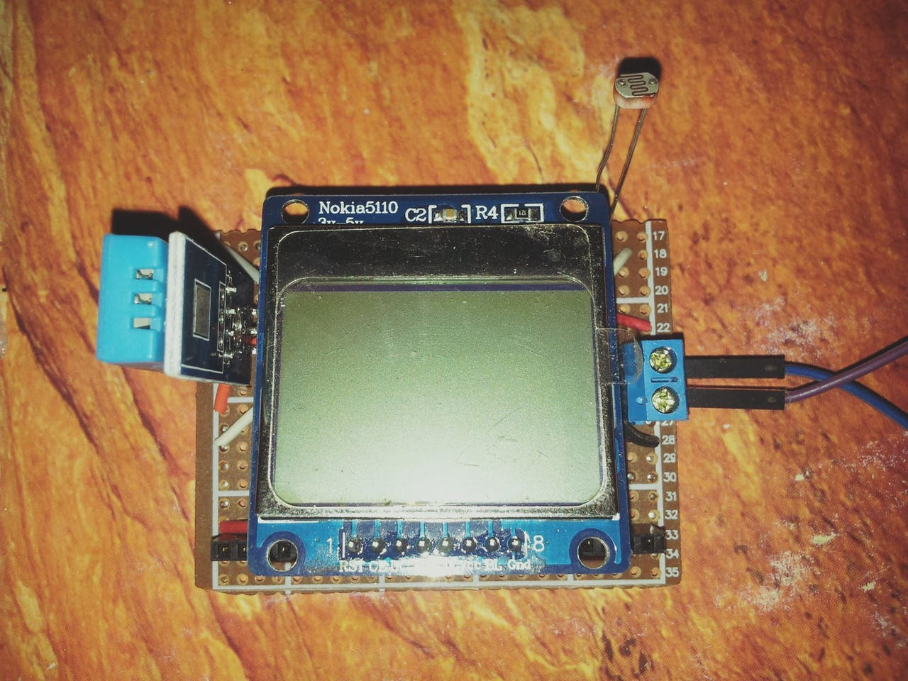 Personal Weather Station Arduino Project Hub Pwm Charge Controller V2 Veroboard V3