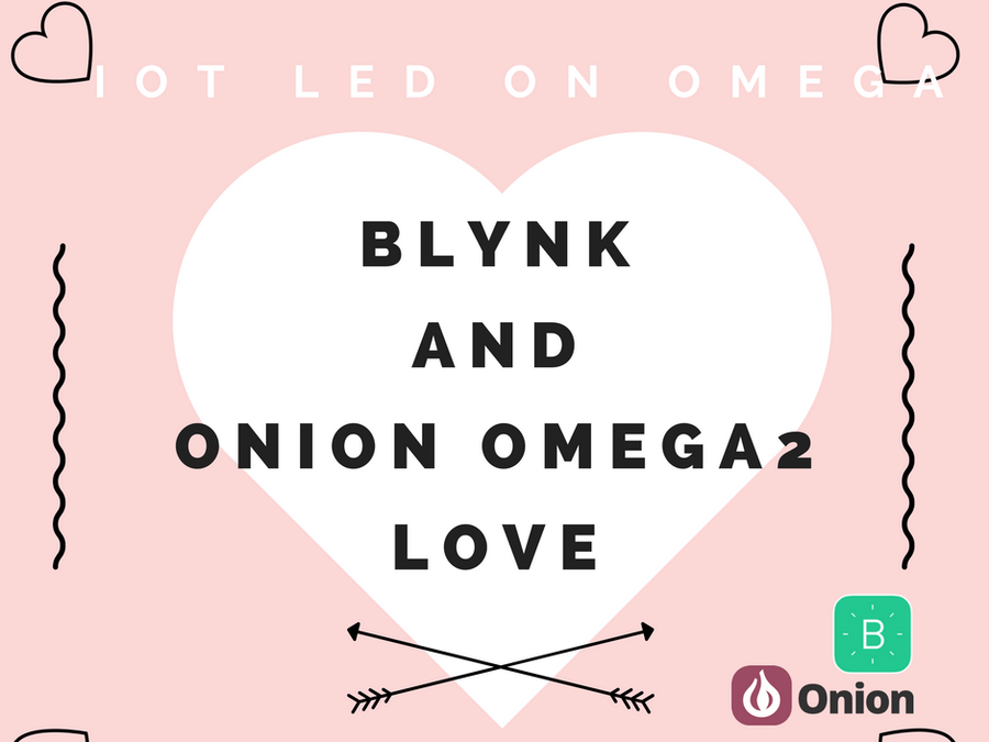 Onion Omega2: Getting Started with Blynk