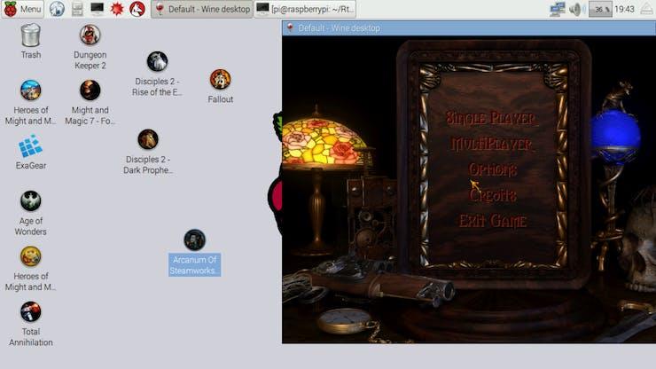 Gaming Beyond RetroPie - BeagleBoard Projects