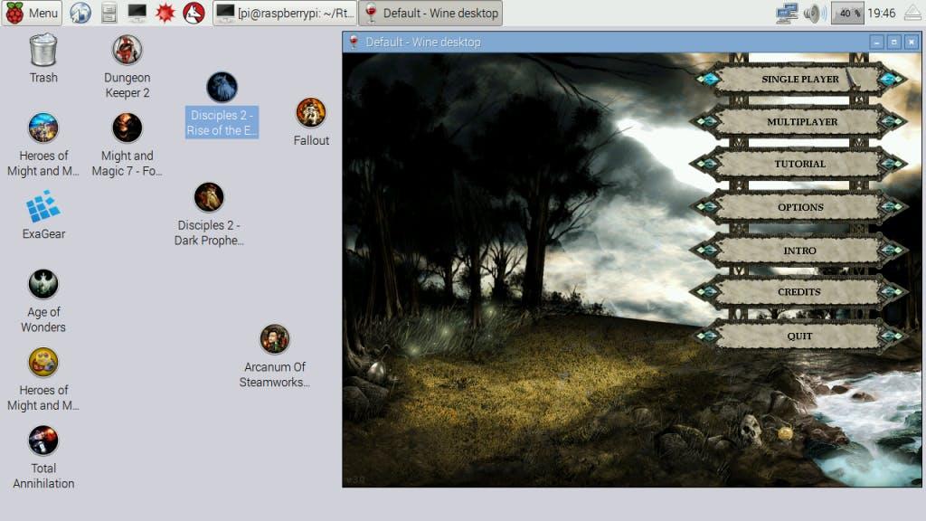 Exagear Emulator