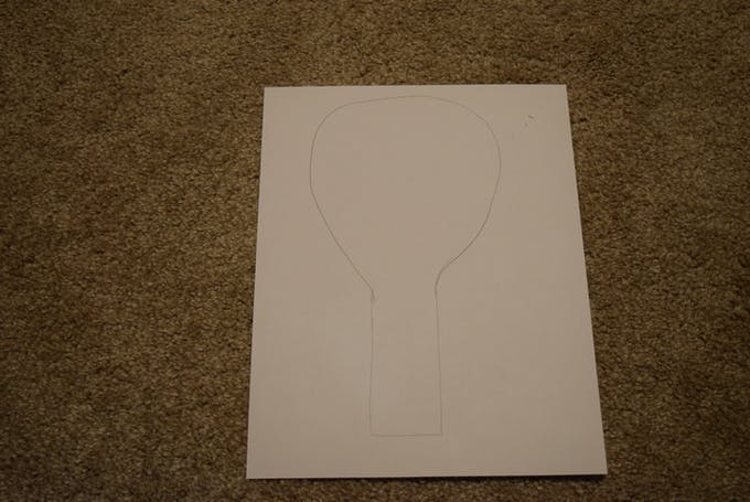Make a racket template