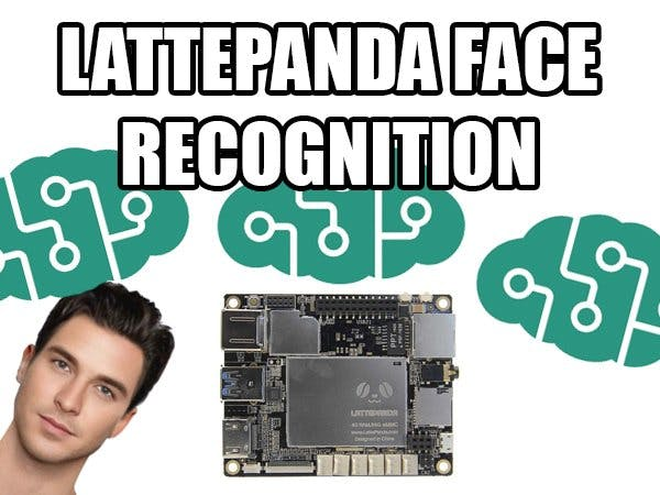 Detect Faces Using a LattePanda!