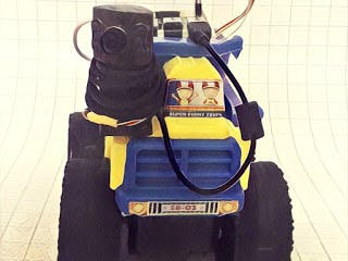 Raspberry Pi Remote Control Car Camera