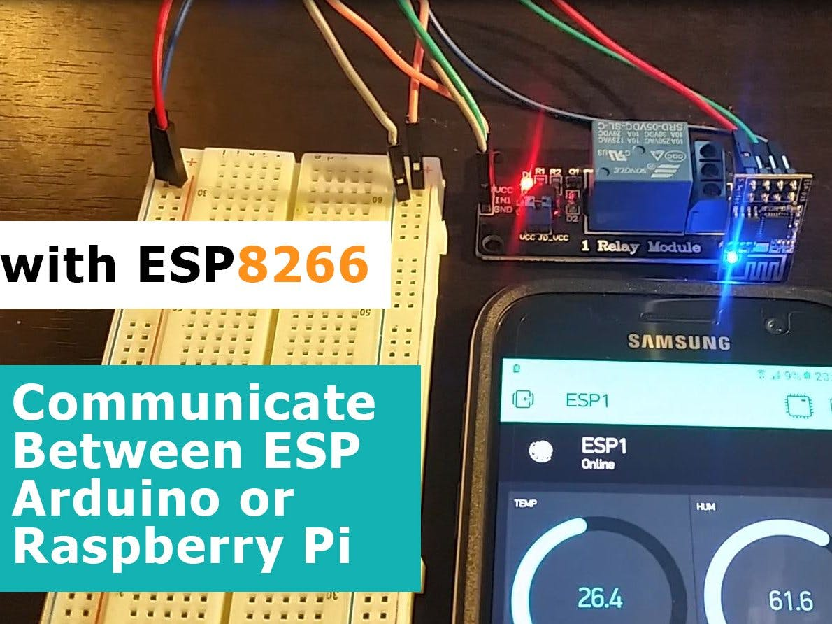 Blynk Bridge Example with ESP8266
