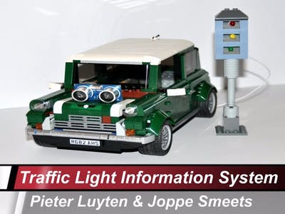 Traffic Light Information System