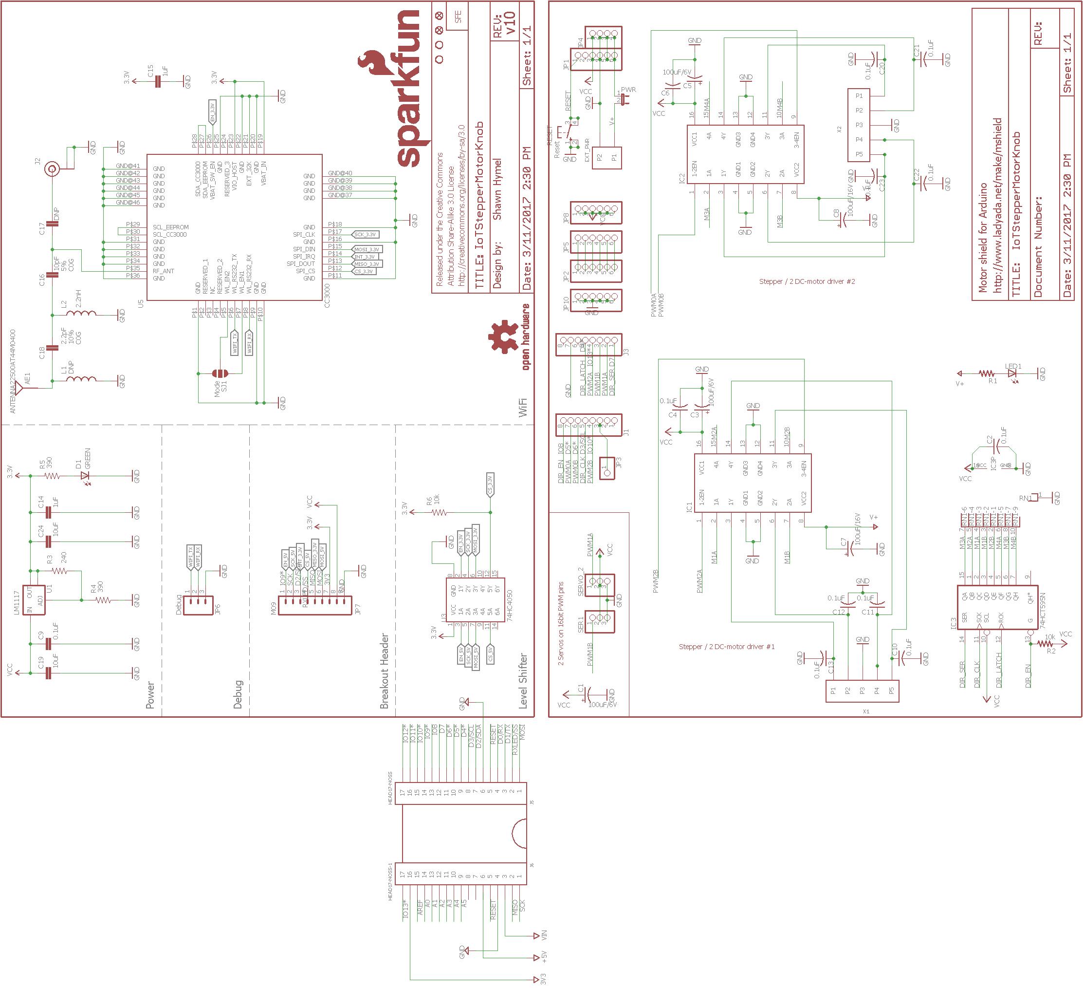Iot Stepper Motor Controller Circuit Diagram On Step Wiring Iotsteppermschm Krqk28bjef