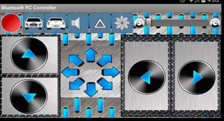 bluetooth rc controller app