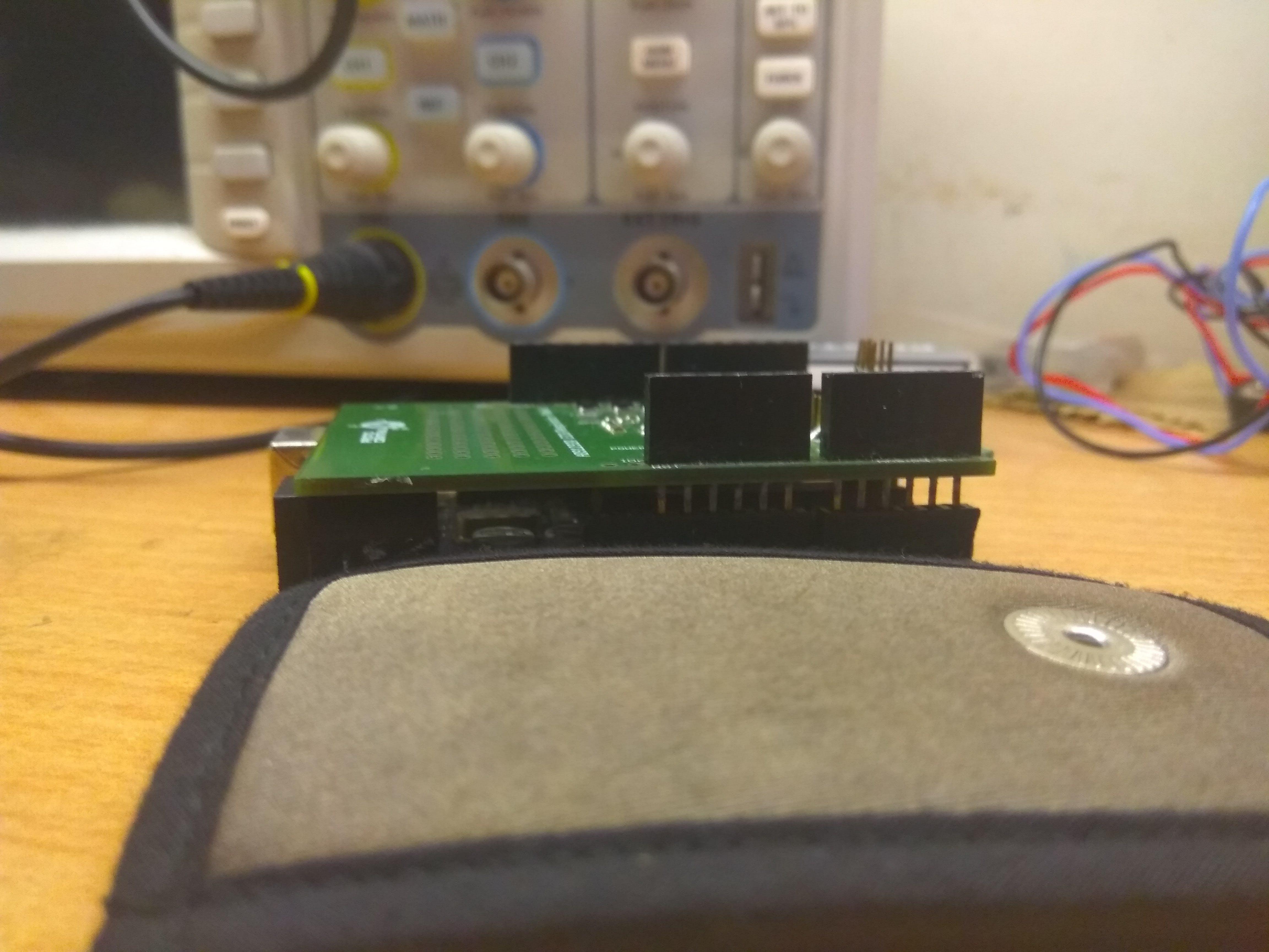 Conductive fabric ECG electrode