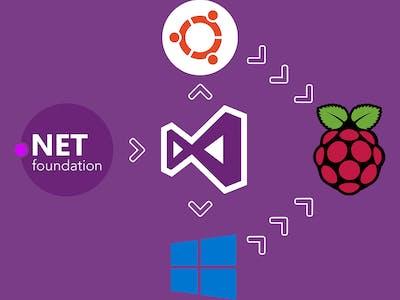 Running Native .NET Core Apps on Raspberry Pi (ARM)