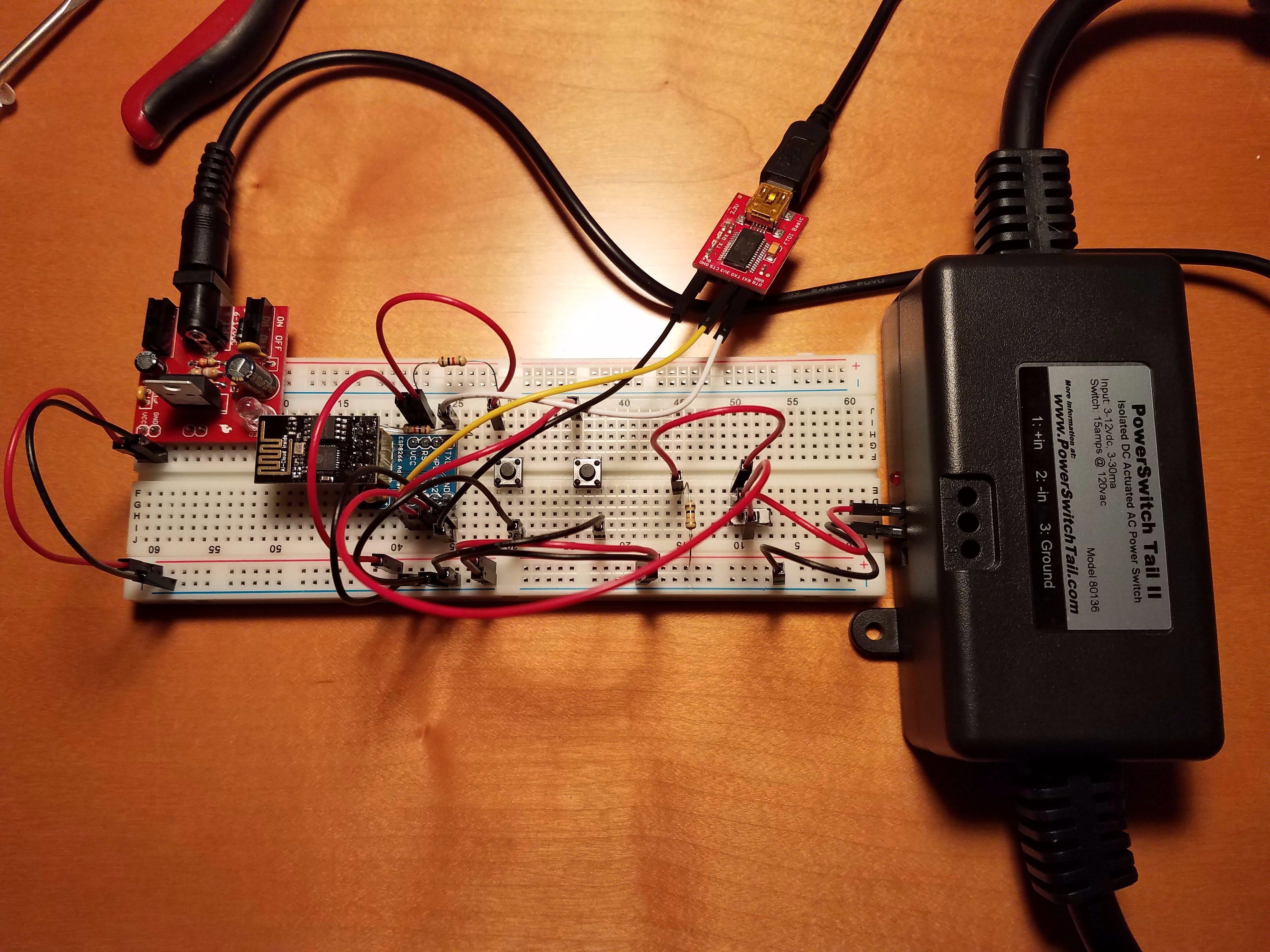 Alexa Trigger ESP8266