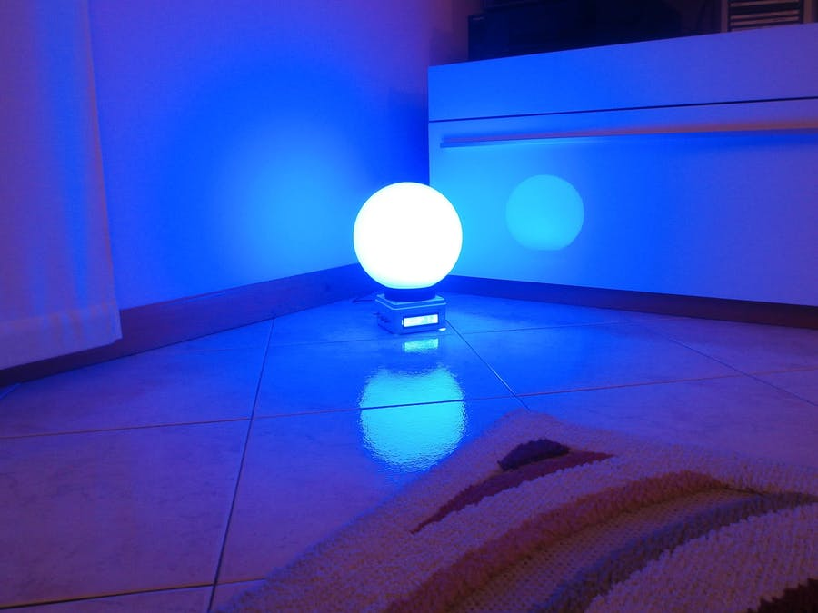 Bright Ball IoT