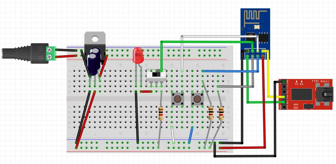 Alexa Trigger Esp8266 Figure 2 Schematic Diagram Of Hamuro Dpdt Relay Flasher Circuit 0cspvk8bfx