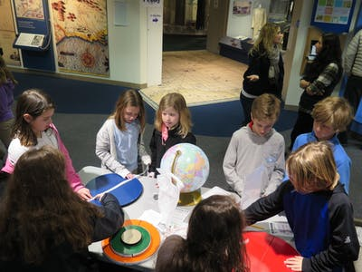 Pi Day at Cape Fear Museum 2017