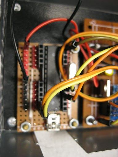 foreground Arduino standalone
