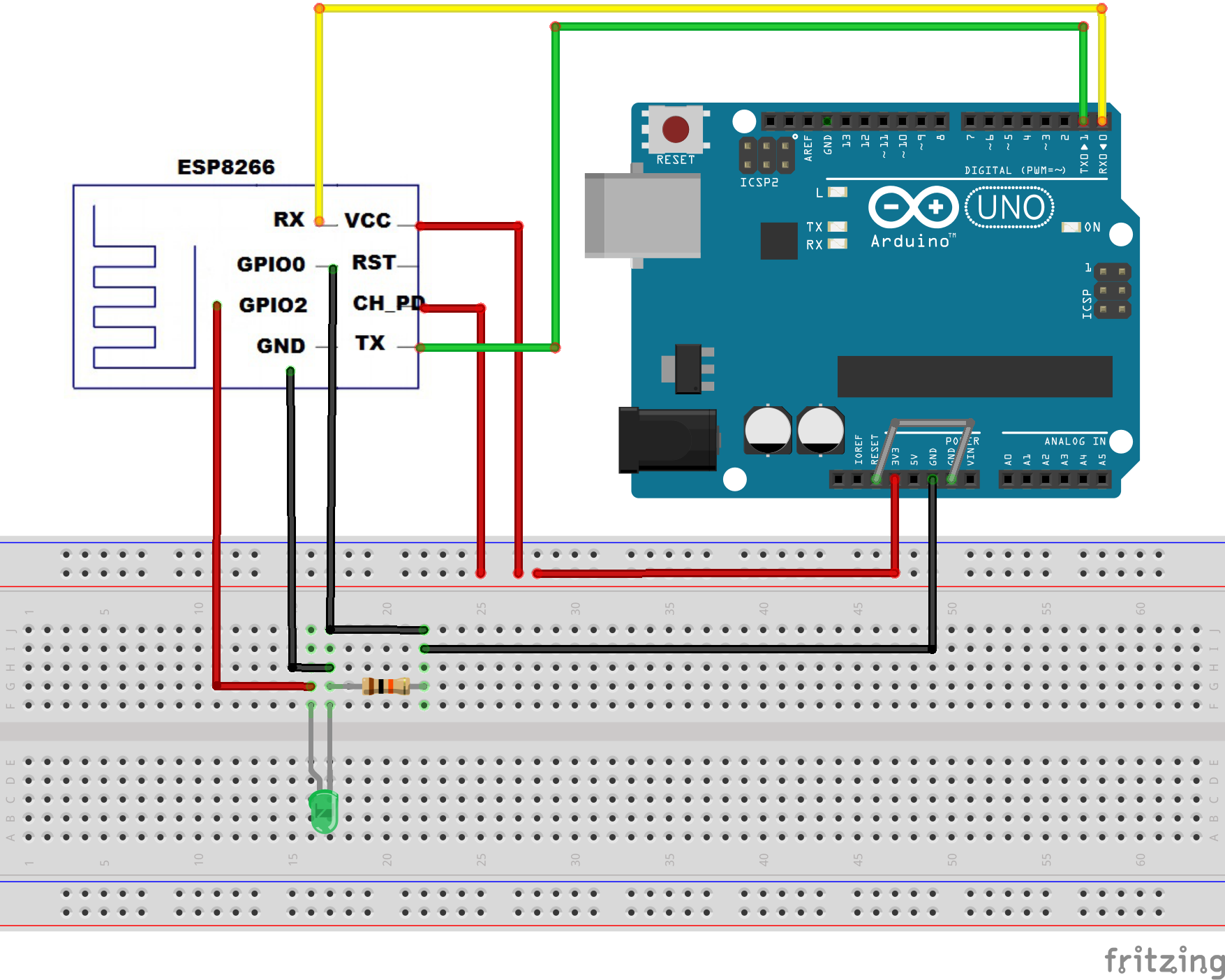 Pleasing Diagram Arduino Wiring Esp8266 Basic Electronics Wiring Diagram Wiring Cloud Hisonuggs Outletorg