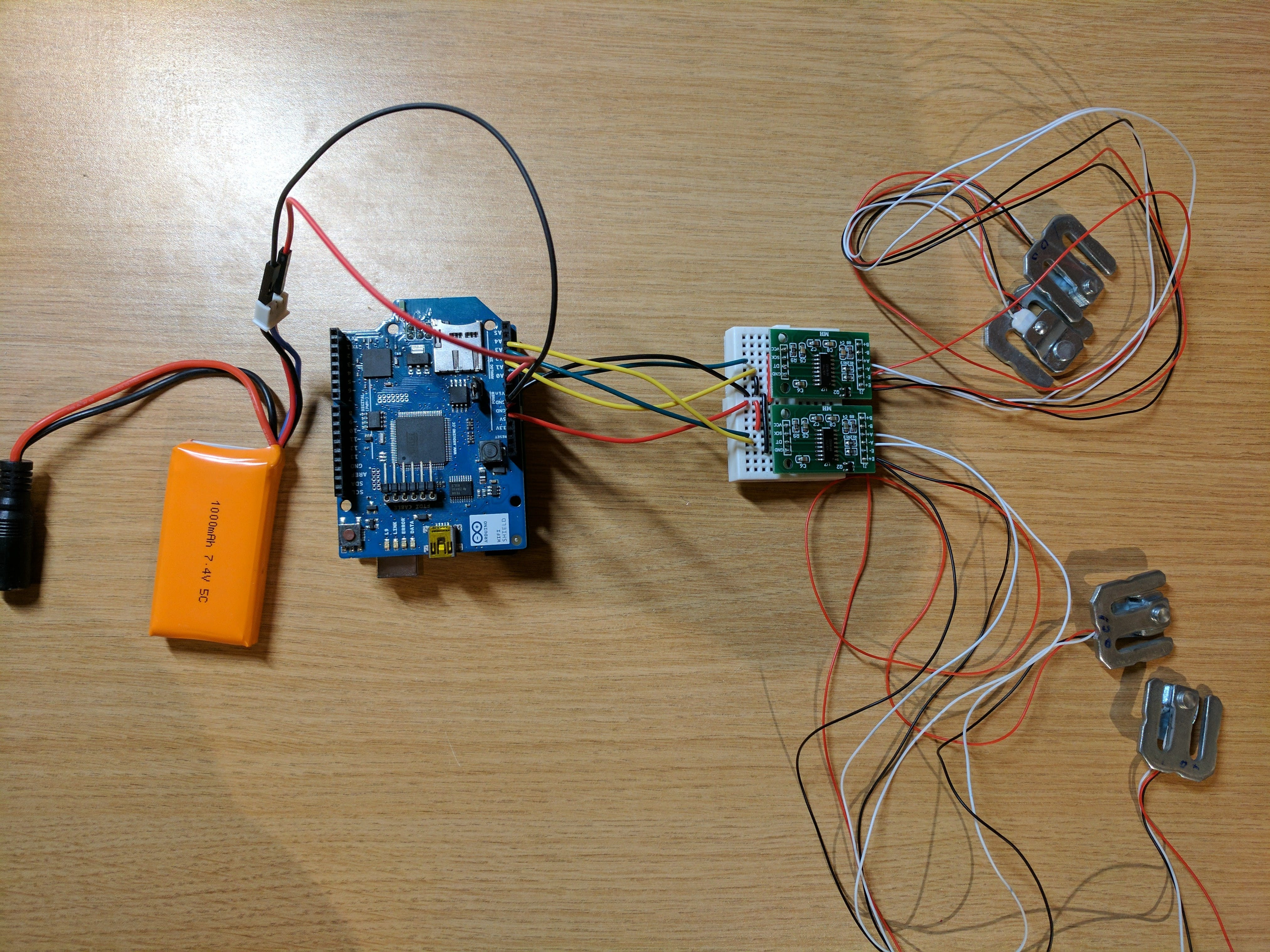 IoT using Arduino 101