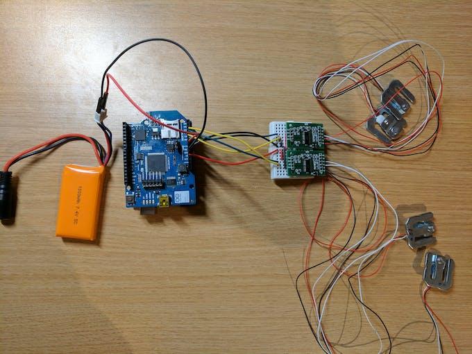IoT using Arduino 101