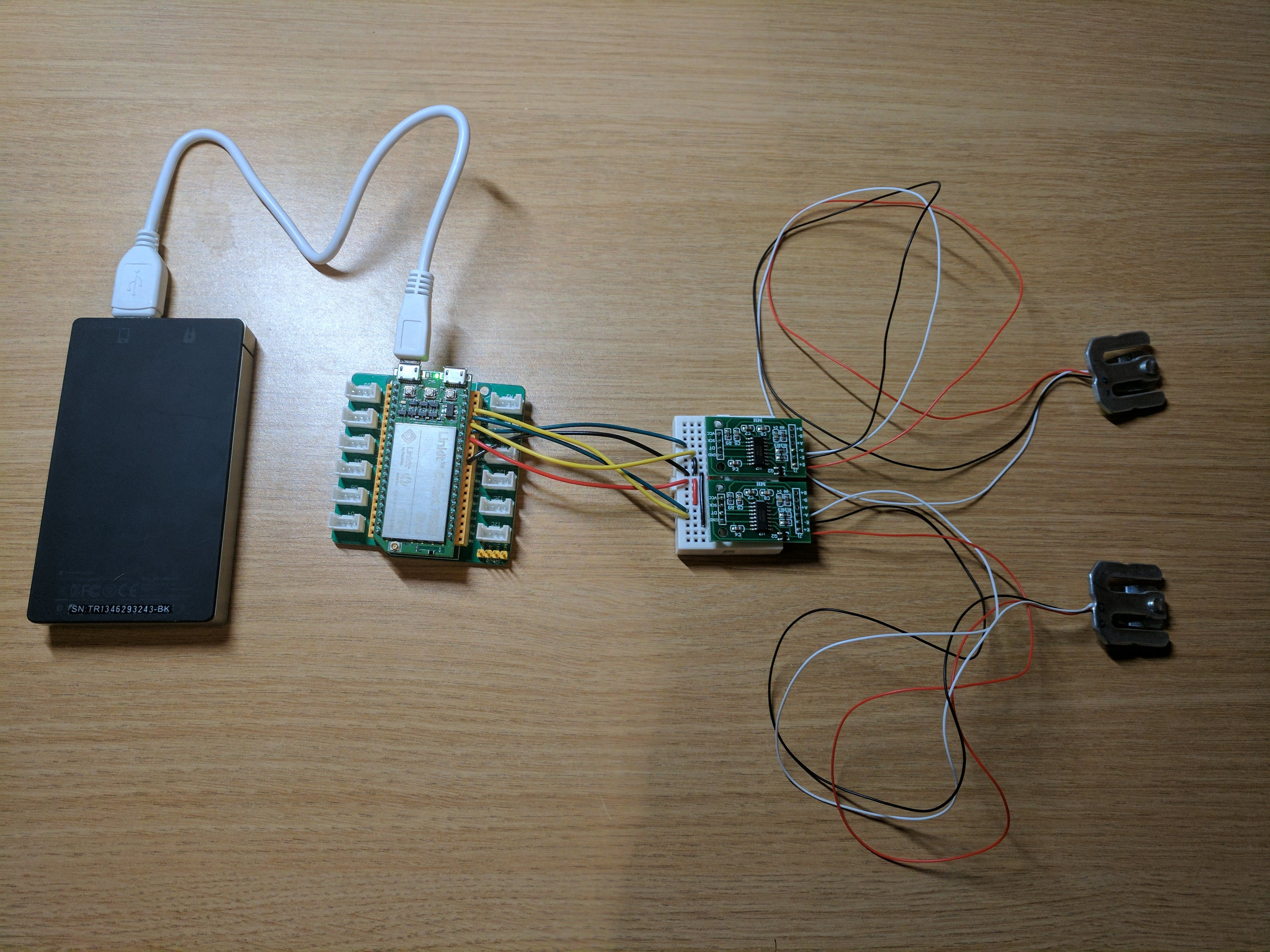IoT using LinkIt™ Smart 7688 Duo