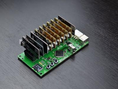 JuicyBoard: Modular Robotics Platform