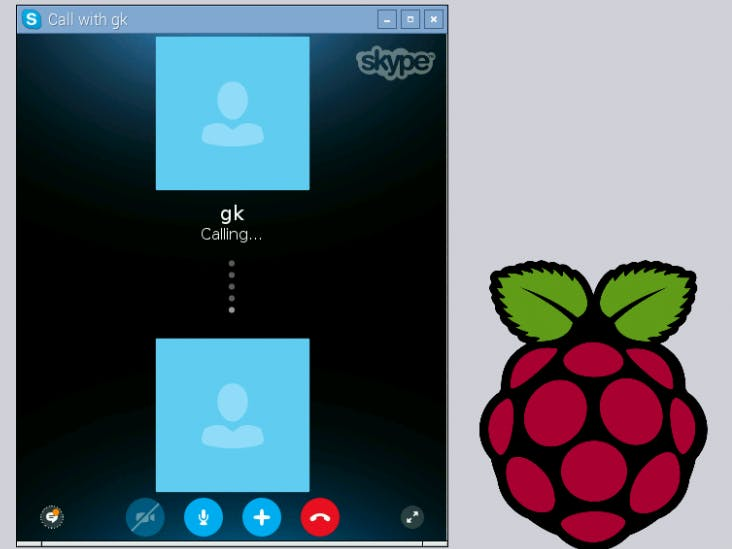 Run Skype On Raspberry Pi - Hackster io