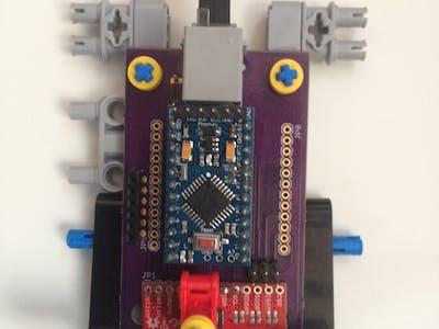 Lego IMU sensor
