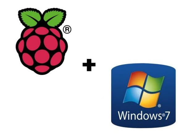 Raspberry Pi With Windows 7 - BeagleBoard Projects