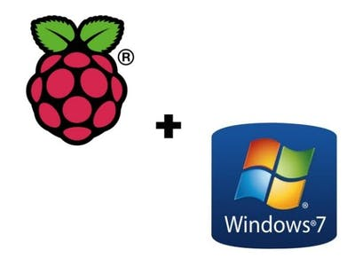 Raspberry Pi With Windows 7