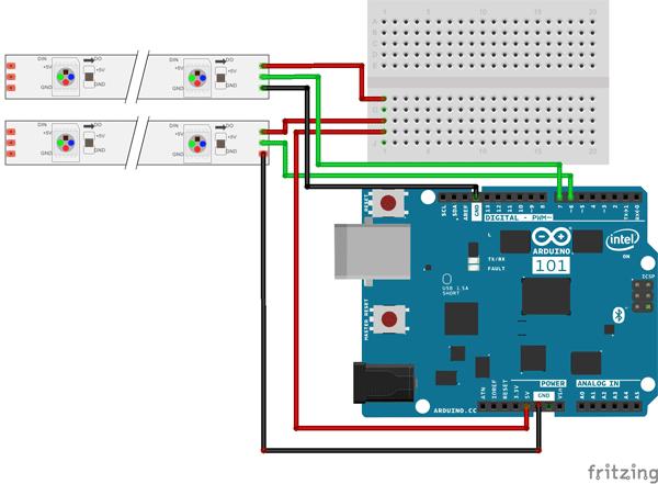 Circuit 101 rzna1q8t1c
