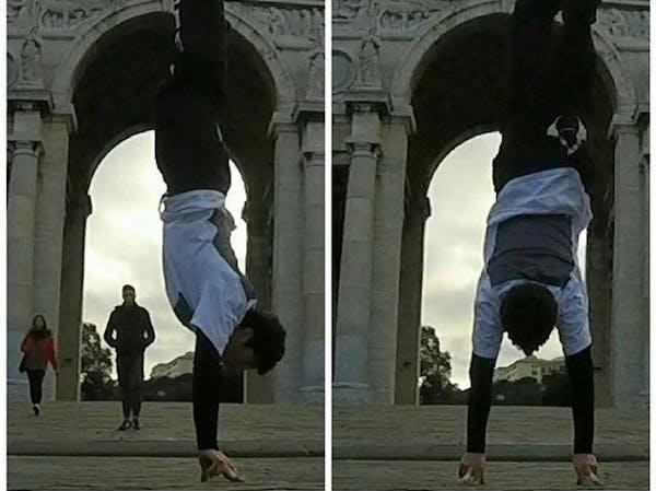 Handstand Master