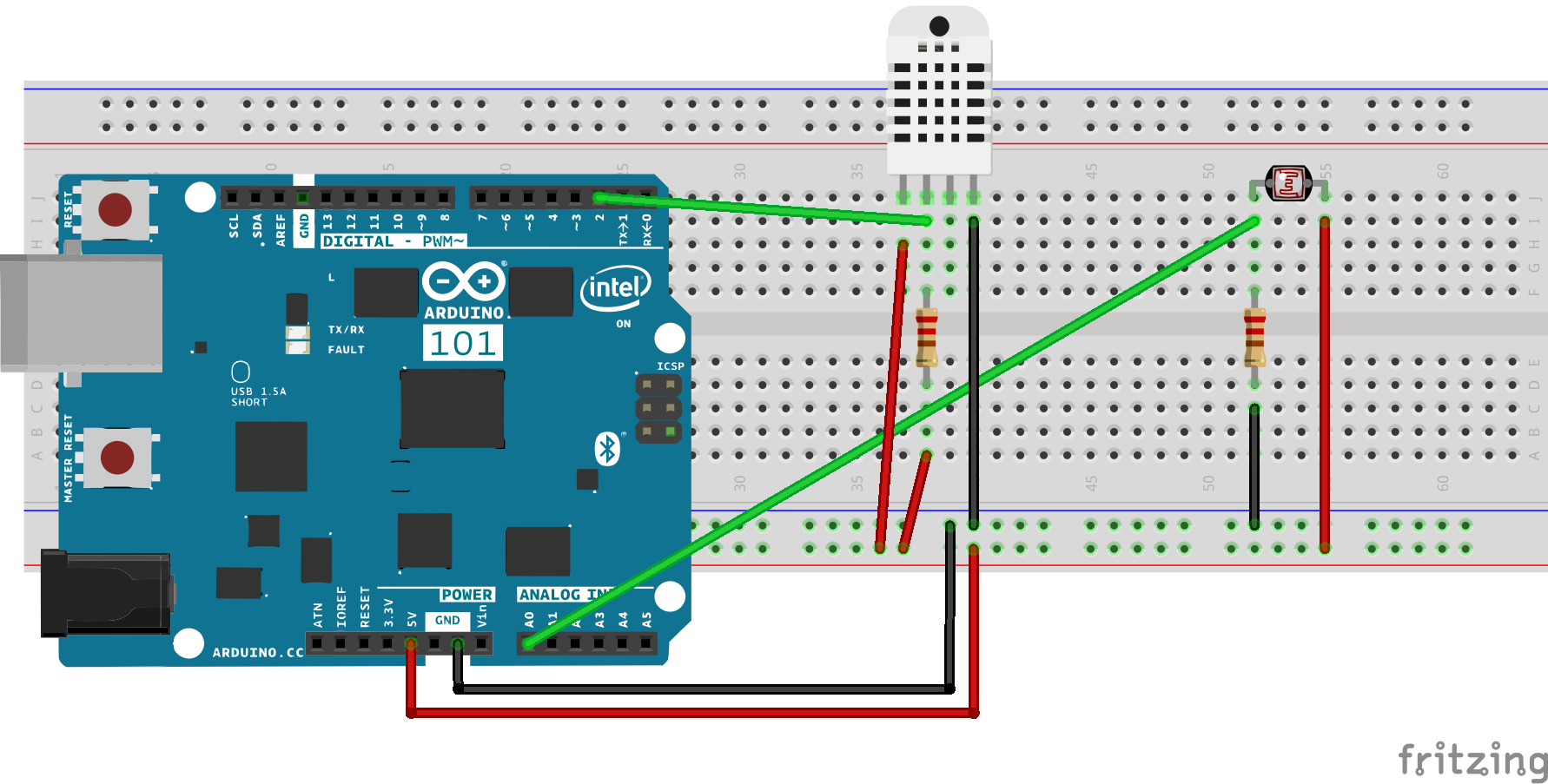 Smart Home Sensor Node - Hackster io