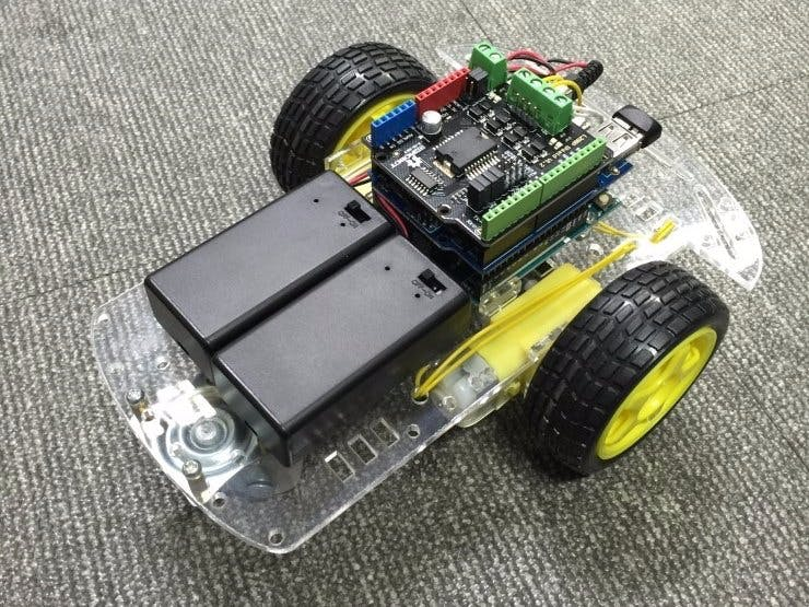 DIY RC Car