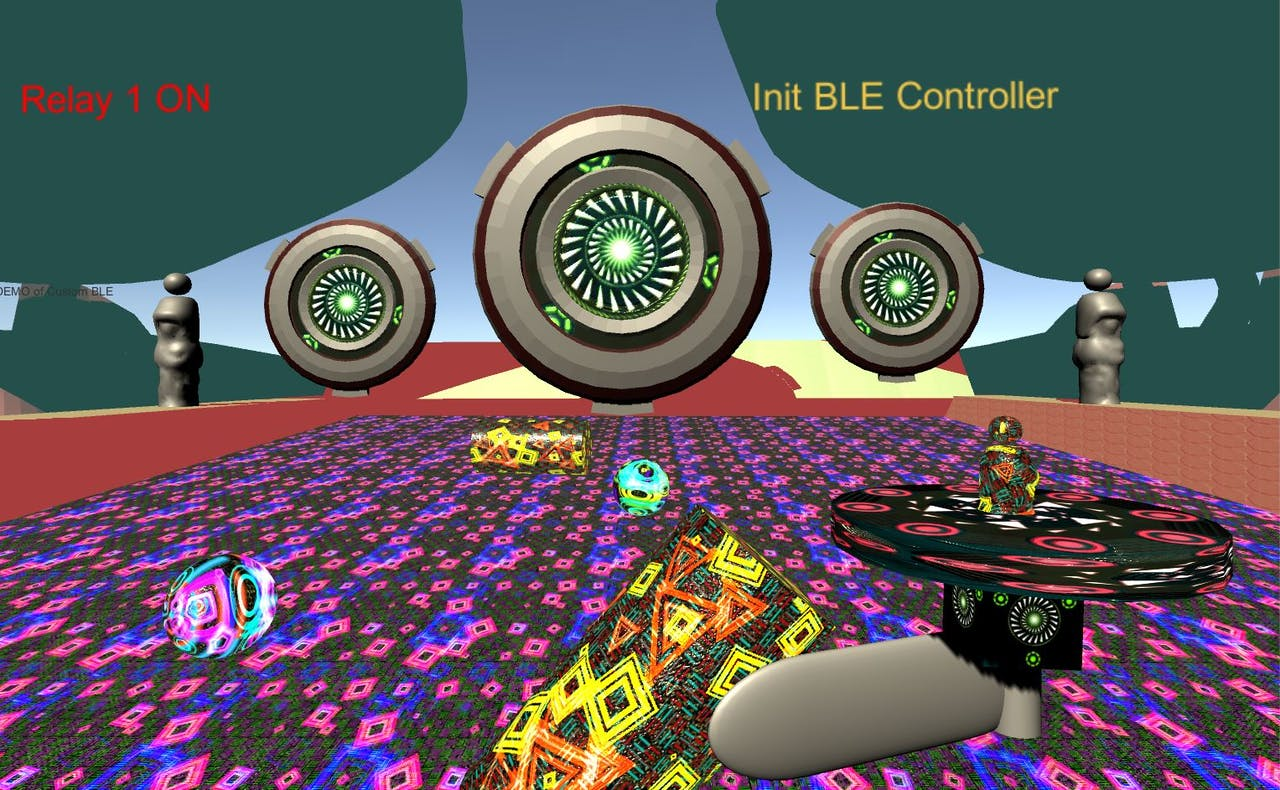 BLE Haptic Dual Joystick Controller - Hackster io