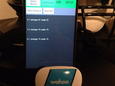 Bluetooth HR Monitor Android App With MIT App Inventor