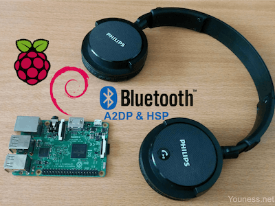 Connect Bluetooth Headset To Raspberry Pi 3 (A2DP and HSP)