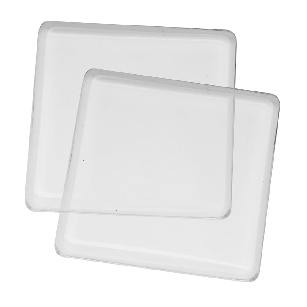 Buying clear plastic tiles online (the more expensive option but the quality is better)