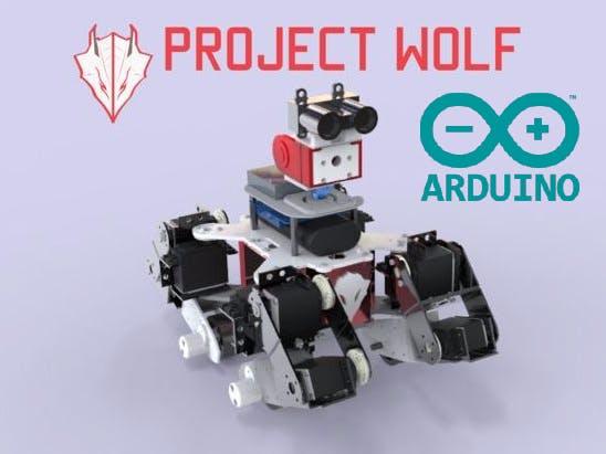 Wolf: Search and  Rescue Multi-Terrain Robot