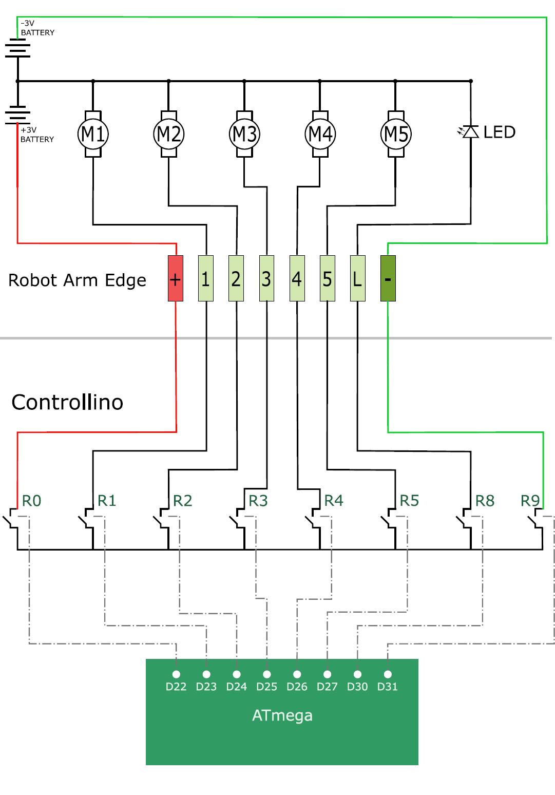 Owi robot arm with controllino circuit diagram 4g9jlylhew