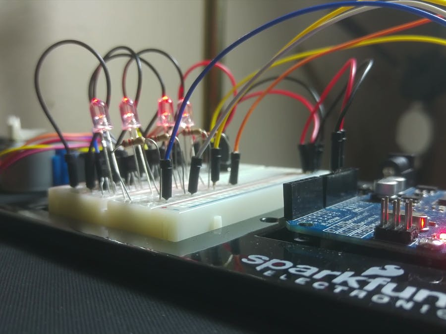 "Arduino Simple ""Camera Slider"" Electronics"